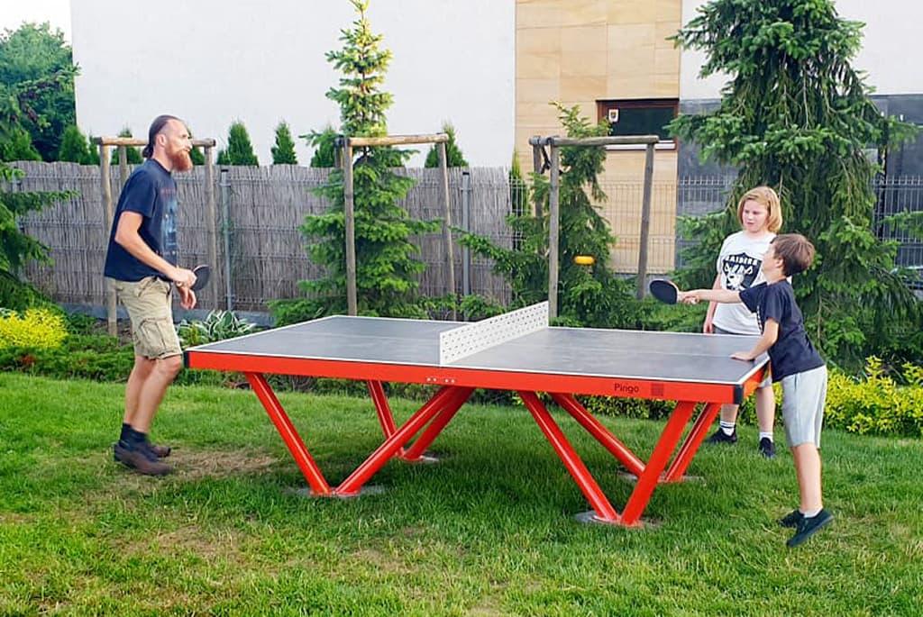 Neues Tischtennistischdesign von Cornilleau
