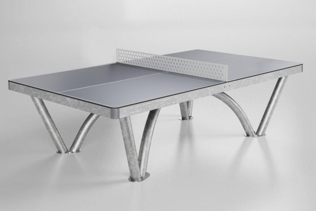 Beste Spieleigenschaften für den Tischtennistisch